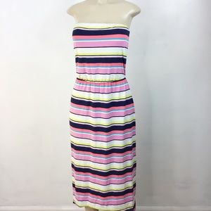 Gap Women's Strapless Maxi Dress Size XS